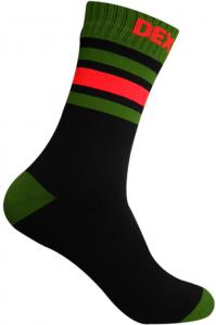 DexShell Ultra Dri Sports Socks Black/Orange