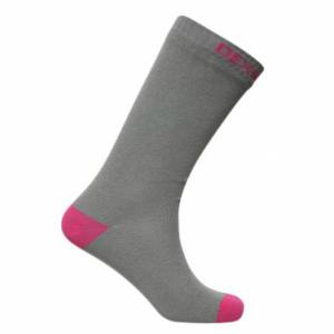 DexShell Ultra Thin Socks Grey/Pink