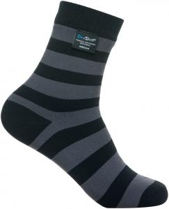 Dexshell Bamboo Ultralite Socks Black/Grey