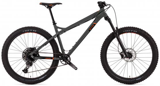 Orange Crush Comp 27.5 Hardtail Mountain Bike 2021 Charcoal Grey