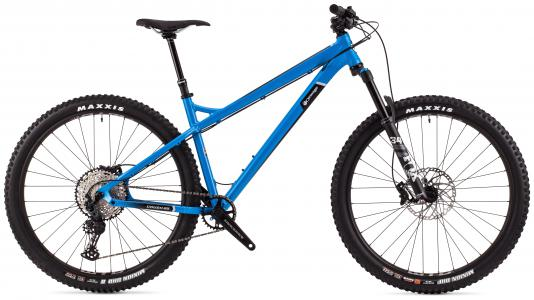 Orange Crush Pro 29er Hardtail Mountain Bike 2021 Sparks Blue