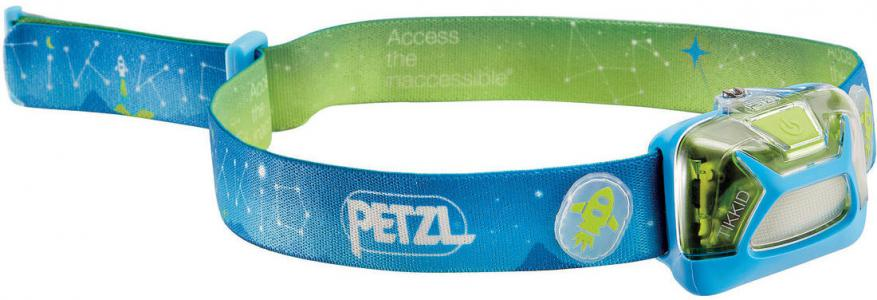 Petzl Tikkid Kids Headlamp Blue