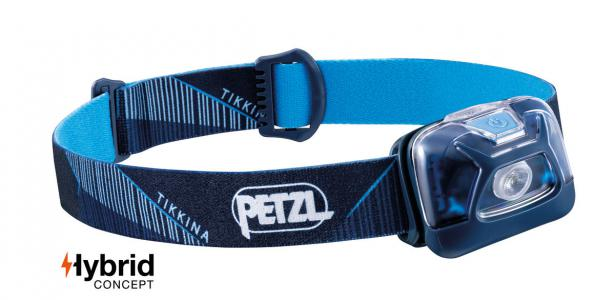 Petzl Tikkina Headlamp Blue
