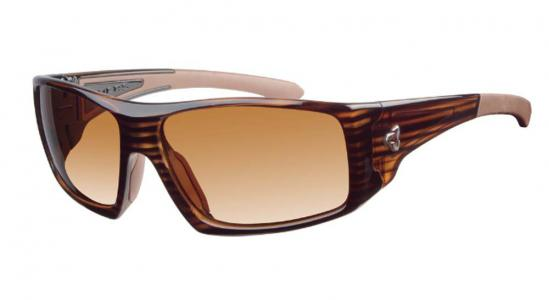 Ryder Poly Trapper Sunglasses Demi/Brown Lens Gradient