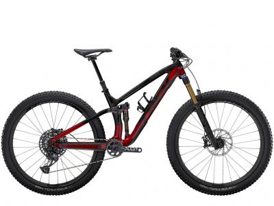 Trek Fuel EX 9.9 X01 Mountain Bike 2021 Raw Carbon/Rage Red
