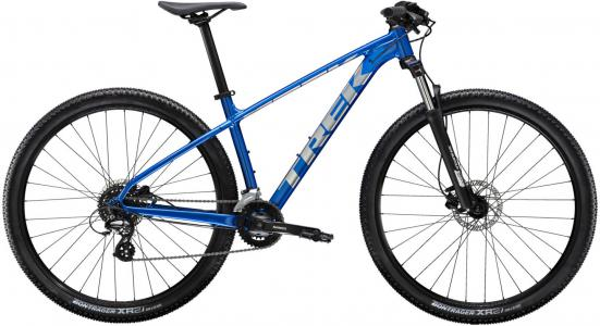 Trek Marlin 6 hardtail Mountain Bike 2021 Alpine Blue