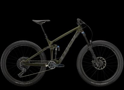 Trek Remedy 9.8 GX 27.5 Mountain Bike 2021 Gloss Black Olive
