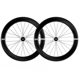 Enve Foundation 65 Disc Carbon Clincher Road Wheelset