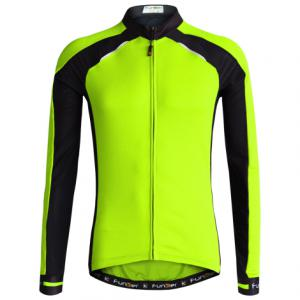 Funkier Talana Active Long Sleeve Cycling Jersey