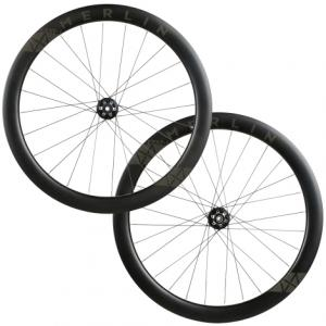 Merlin CDR-1 Carbon Clincher Disc Road Wheelset