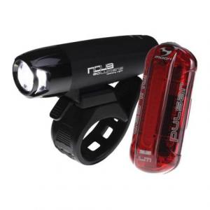 Moon Nova 80 & Pulsar Bike Light Set