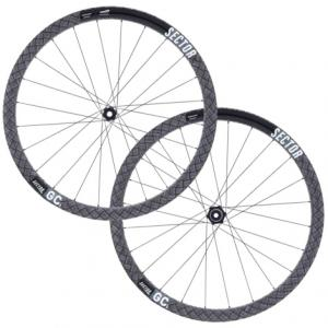 Sector GCi Carbon Clincher Disc Gravel Wheelset