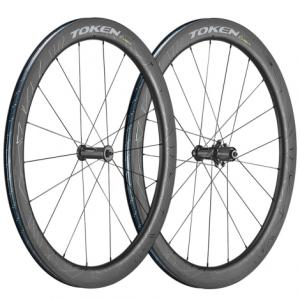 Token Zenith Konax Pro Carbon Clincher Road Wheelset