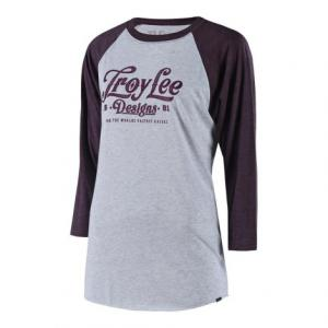 Troy Lee Designs Spiked Women's Long Sleeve Raglan T-shirt