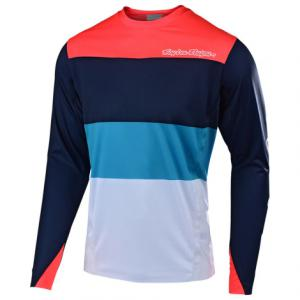Troy Lee Designs Sprint Elite Beta Long Sleeve MTB Jersey – 2019