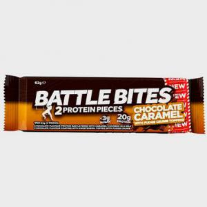 Battle Oats                             Battle Bites 20g (Chocolate Caramel)