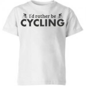 I'd Rather be Cycling Kids' T-Shirt