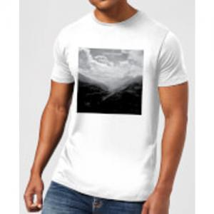 Summit Finish Col du Tourmalet Scenery Men's T-Shirt
