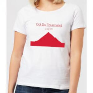 Summit Finish Col du Tourmalet Women's T-Shirt