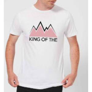Summit Finish King Of The Mountains Men's T-Shirt