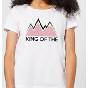 Summit Finish King Of The Mountains Women's T-Shirt