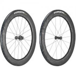Token Konax Tri Zenith Carbon Tubeless Ready Wheelset