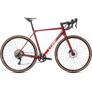 Cube Cross Race SL 2021 Cyclocross Bike Red