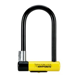 Kryptonite New York Standard Lock with Flexframe Bracket