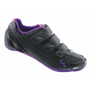Liv Regalo Ladies Road Shoe Black