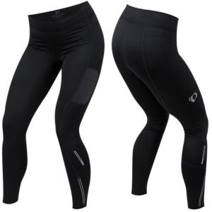 Pearl Izumi Womens Escape Sugar Thermal Tight Black no pad