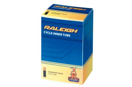 Raleigh Nutrak 20x1.75-2.125 Inch Inner Tube
