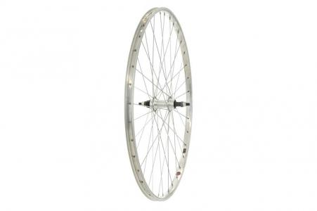 Raleigh TruBuild 700c Alloy Nutted Wheel - Front or Rear