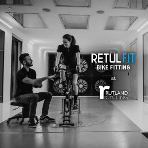 Rutland Cycling Retul Vantage Body Geometry Bike Fit Voucher