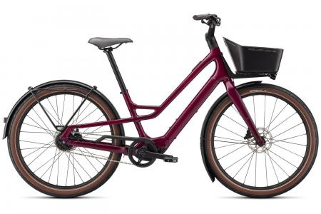 Specialized Turbo Como SL 4.0 2022 Step Thru Electric Hybrid Bike Raspberry