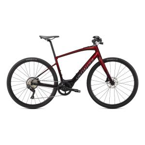 Specialized Turbo Vado SL 4.0 2021 Electric Hybrid Bike Crimson