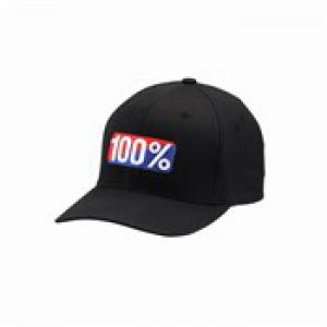 100% Classic X-Fit Flexfit Hat