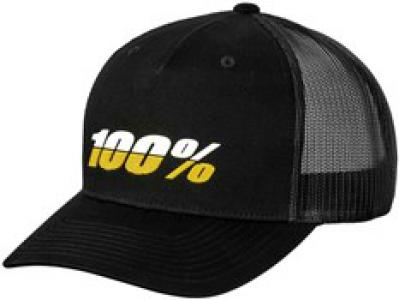 100% League X-Fit Snapback Hat