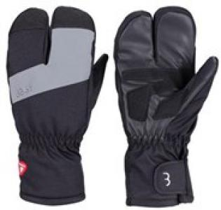 BBB BWG-35 SubZero 2 x 2 Long Finger Winter Gloves