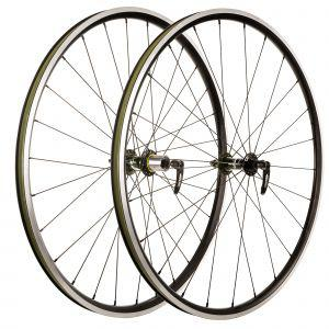 BORG 22 All Weather Tubeless Ready Clincher Wheelset