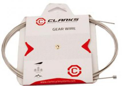 Clarks Stainless Steel MTB/Hybrid/Road Gear Inner Wire