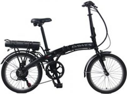 Dawes Curve 36V 10Ah 2021 - Electric Folding Bike