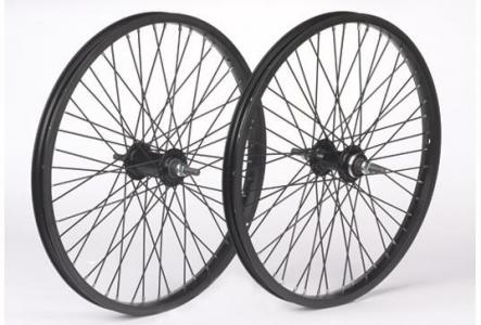 DiamondBack 48 Spoke, 3/8 inch Axle Front BMX Wheel
