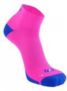 M2O 1/4 Crew Compression Socks