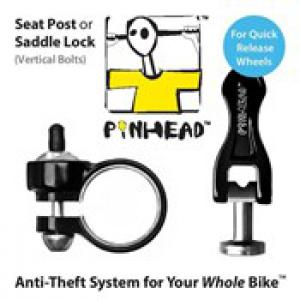 Pinhead Seatpost/Saddle Lock QR