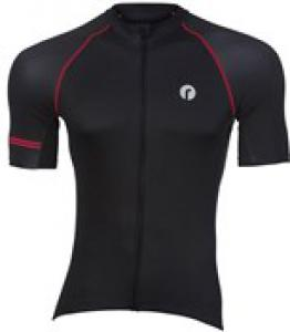 Ride Clothing Tec Black Short Sleeve Jersey