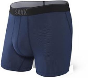 SAXX Underwear Quest Fly Boxer Brief