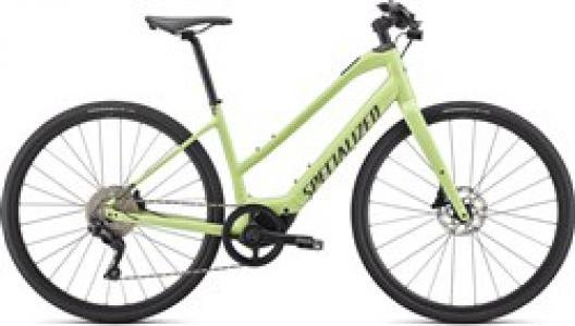 Specialized Vado SL 4.0 Step Through 2022 - Electric Hybrid Bike