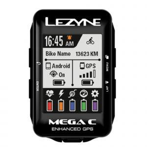 Lezyne Mega C Smart Loaded GPS