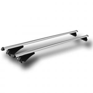 M-Way Avia 1.2m Roof Bars For Integrated & Raised Roof Rails