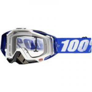 100% Racecraft Goggle - Clear Lens